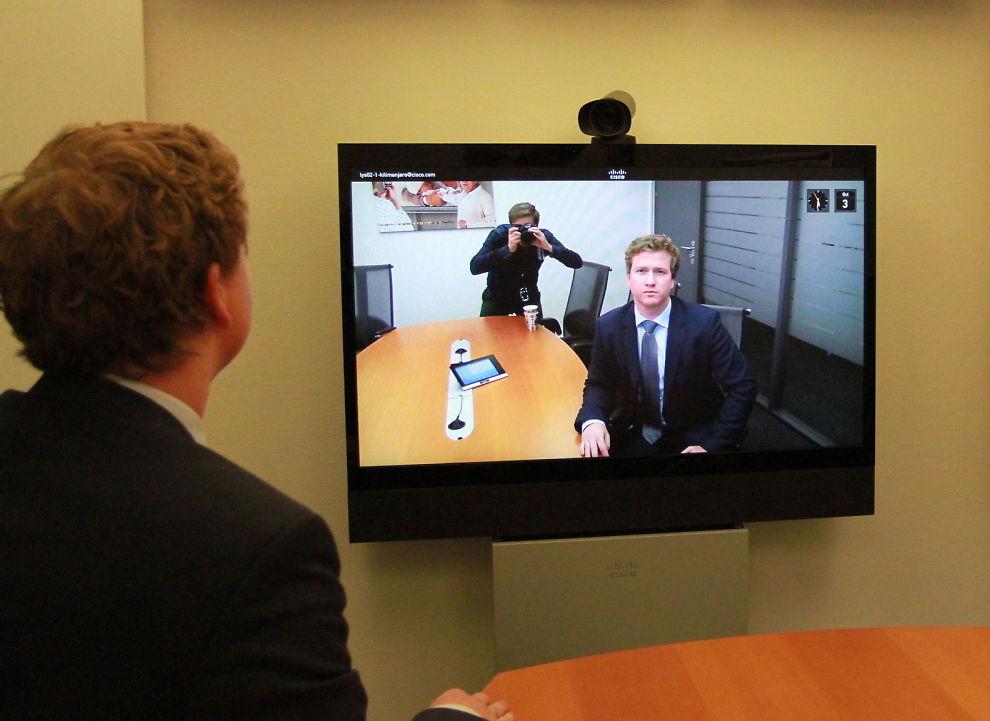 <p><b>IKKE ET HINDER:</b> Bjørn Andreas Wentzel har ledet Ciscos salgsvirksomhet innen bredbånd, mobilnett, broadcasting og medieproduksjon i Norge – et av selskapets største forretningsområder - i tre år. Han har ikke høyere utdannelse.</p>