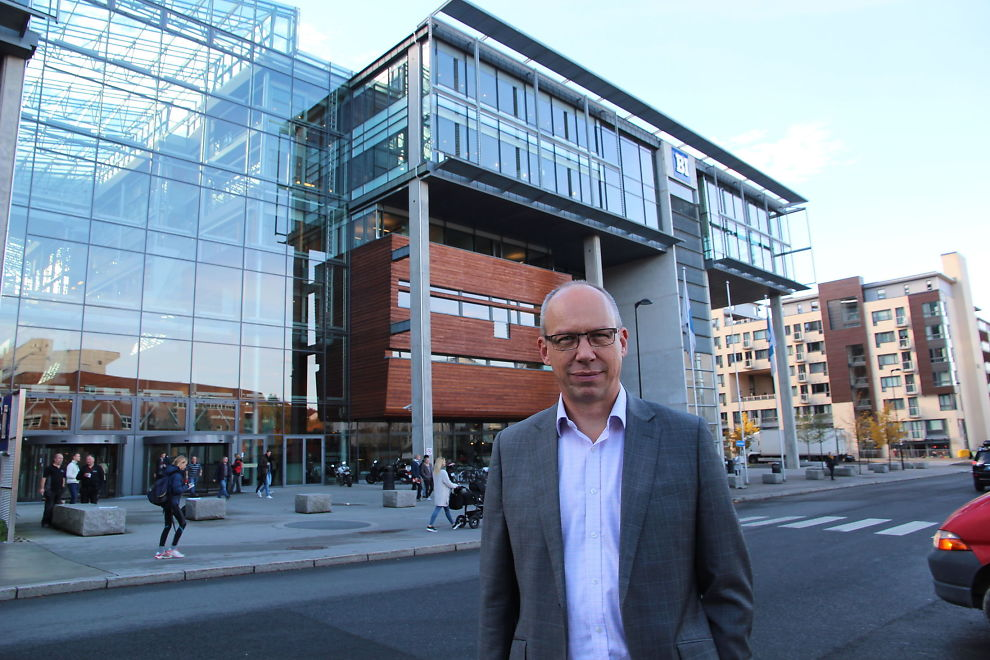 <p><b>FORSKER PÅ REKRUTTERING:</b> Ole I. Iversen er en av landets fremste eksperter på rekruttering. Ved siden av jobben i selskapet Assessit jobber han på deltid for Handelshøyskolen BI.<br/></p>