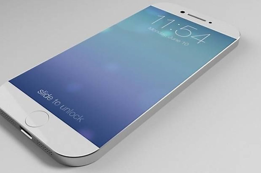iphone 5 tommer