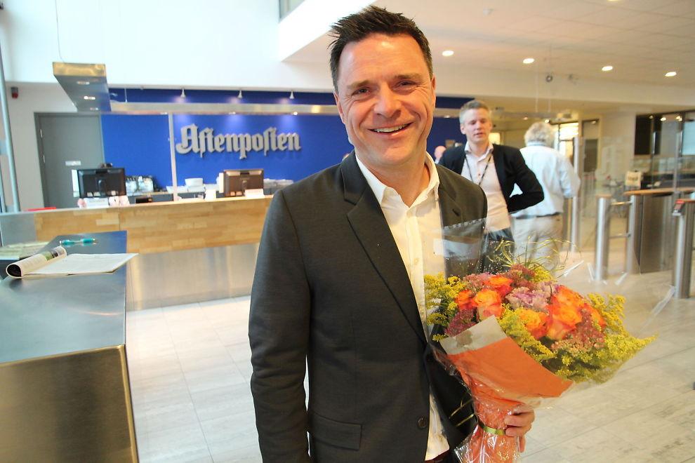 5ff2e8a3 VG-topp blir ny sjefredaktør i Aftenposten - Markedsføring - Media - E24