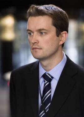 <p><b>SLUTTET:</b> Bård Glad Pedersen (H) sluttet som informasjonssjef i Statoil da han ble utnevnt til statssekretær i UD.<br/></p>