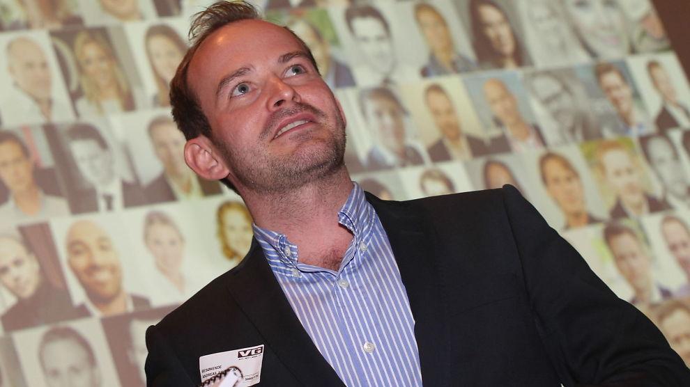 <p><b>ÅRETS TALENT:</b> Andreas Jul Røsjø (32) stakk av med tittelen som årets Ledertalent.</p>