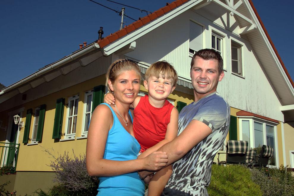 Over halvparten får hjelp av foreldre - Eiendom - Privat - E24