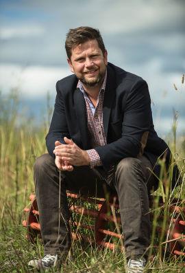 <p><b>STORT PRISFALL:</b> Kjell Rakkenes i Nortura sier det er nødvendig å effektivisere blant annet på grunn av prisfallet på kjøttvarer i Norge.</p>