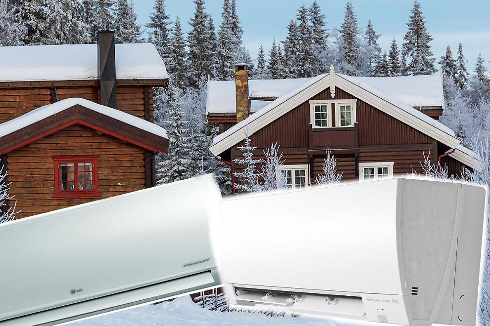 Elkjøp varmepumpe montering