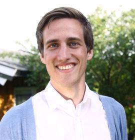 <p><b>SKUFFET:</b> Leder i Norges Studentorganisasjon, Ola Magnussen Rydje.</p>
