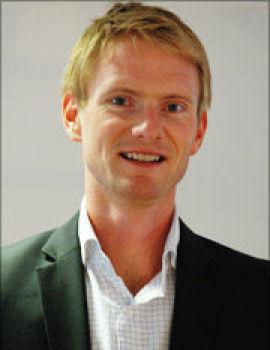 <p><b>MER FORNØYD:</b> - Kunder er mer fornøyd med forsikringsselskapet enn med andre bransjer som bank og telekom, sier daglig leder i EPSI Norge, Fredrik Høst.</p>