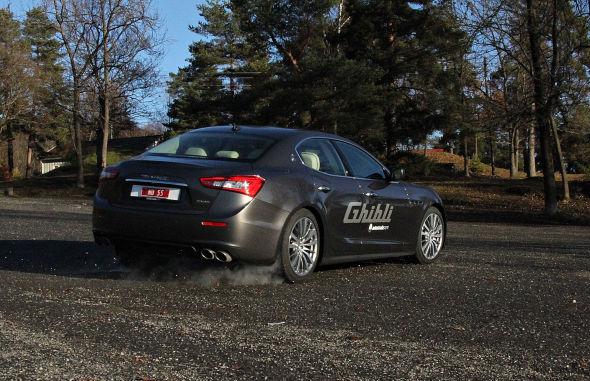 <p><b>KUL:</b> Maserati er et merke med en solid, estetisk historie. Holdbarheten har det vært verre med. Det er grunn til å tro at det ikke lenger er et problem.<br/></p>