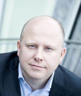 <p>INGEN GARANTI: Administrerende direktør Baard Schumann og Selvaag Bolig vil ikke innføre inbyttegaranti. Det vil heller ikke OBOS eller JM Norge.<br/></p>