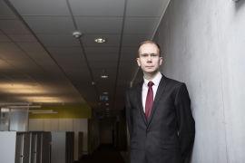 Skatteadvokat Atle Melø ved Deloitte Advokatfirma i Trondheim