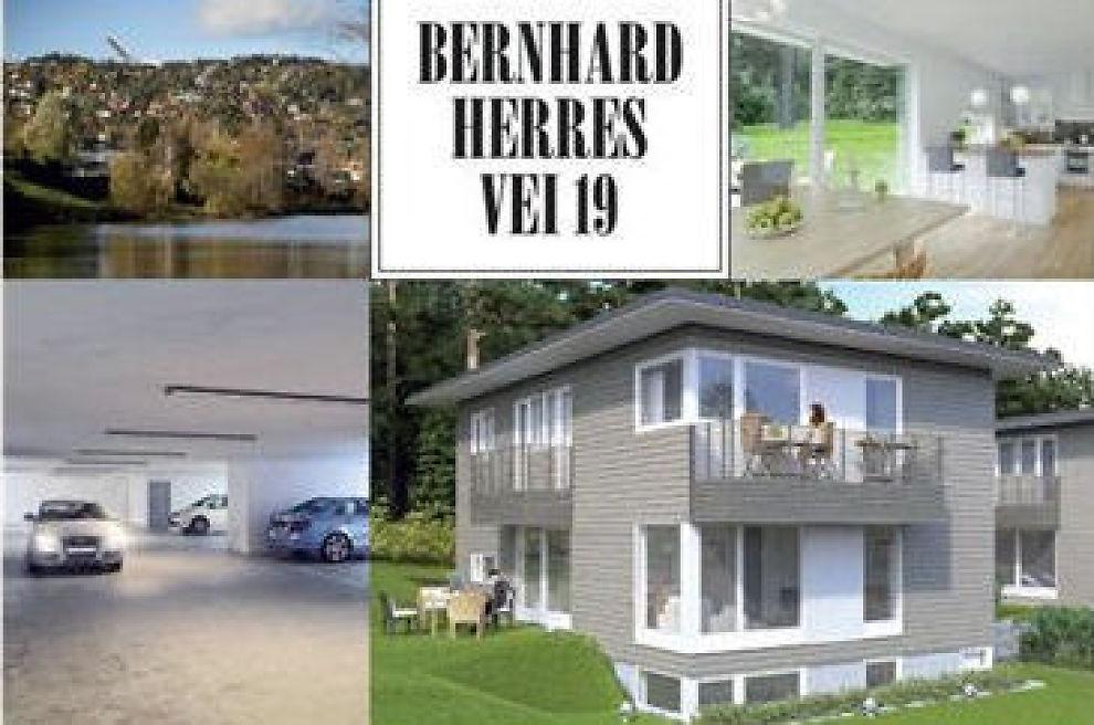 <p><b>LEGGES BORT:</b> Prisene har falt, og utbyggeren av Bernhard Herres vei i Holmenkollen legger bort prosjektet inntil boligmarkedet tar seg opp igjen.<br/></p>
