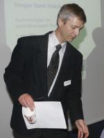 <p>Arkivbilde av utvalgsleder og økonomiprofessor, Steinar Holden.<br/></p>