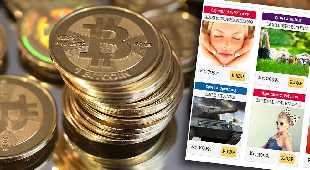 149f53c70 Norsk nettbutikk tar betalt i Bitcoins - Digital - E24
