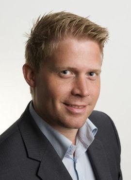 <p>Analytiker Simen Mortensen i DNB Markets.<br/></p>