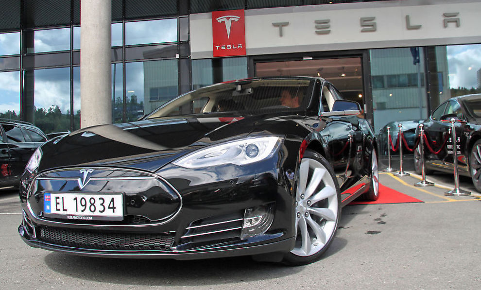 Tesla Sliter Med 229 Betale Regningene Bil E24