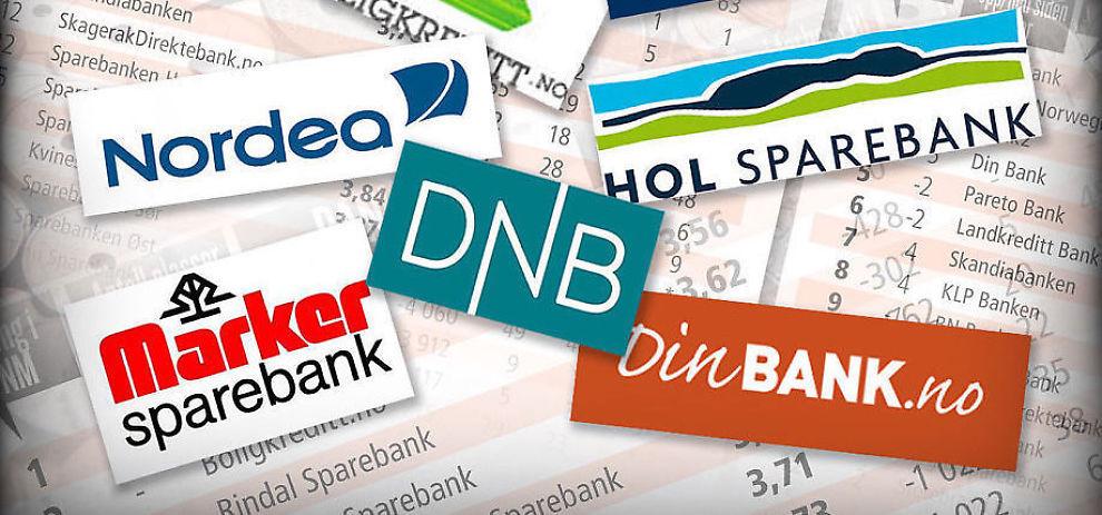 <p><b>Gjør riktig valg:</b> Du kan spare mer enn 50.000 kroner over en 20 årsperiode med de beste bankene. Bank-NM forteller hvilken bank som var best i 2013.</p>