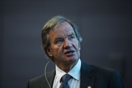 <p>Administrerende direktør Bjørn Kjos i Norwegian.<br/></p>