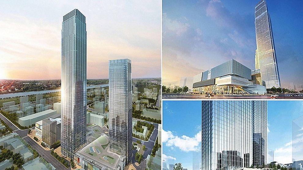 Kinas høyeste bygning