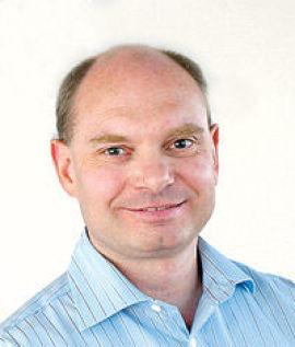 <p>Øyvind Røst, økonomirådgiver i Dine Penger.</p>