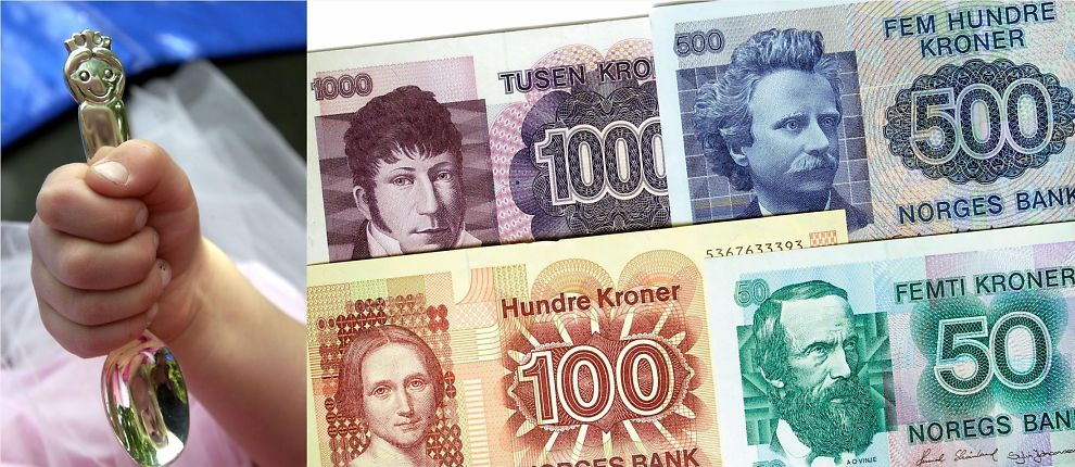 sedler norges bank