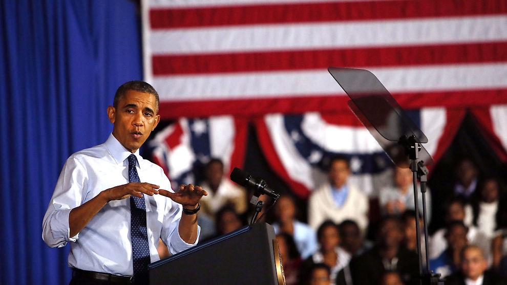 <p><b>I HARDT VÆR:</b> President Barack Obama kritiseres for valget av ambassadører. Flere av dem bidro under presidentkampanjen i 2009 og 2013.<br/></p>