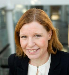 <p><b>FORBUKERØKONOM:</b> Christine Warloe i Nordea.</p>