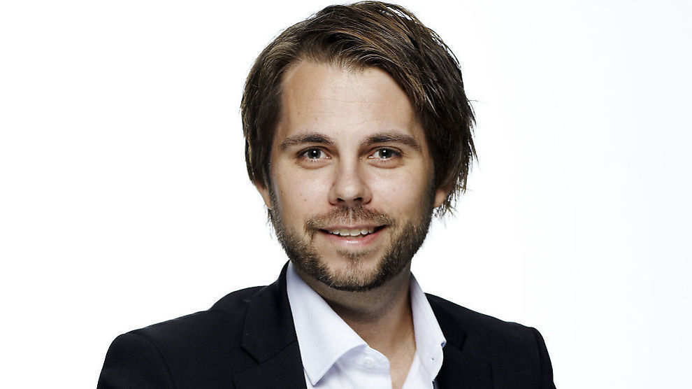 <p><b>FÅR NY JOBB:</b> Geelmuyden Kiese-topp og tidligere ledertalent Morten Jørstad.<br/></p>