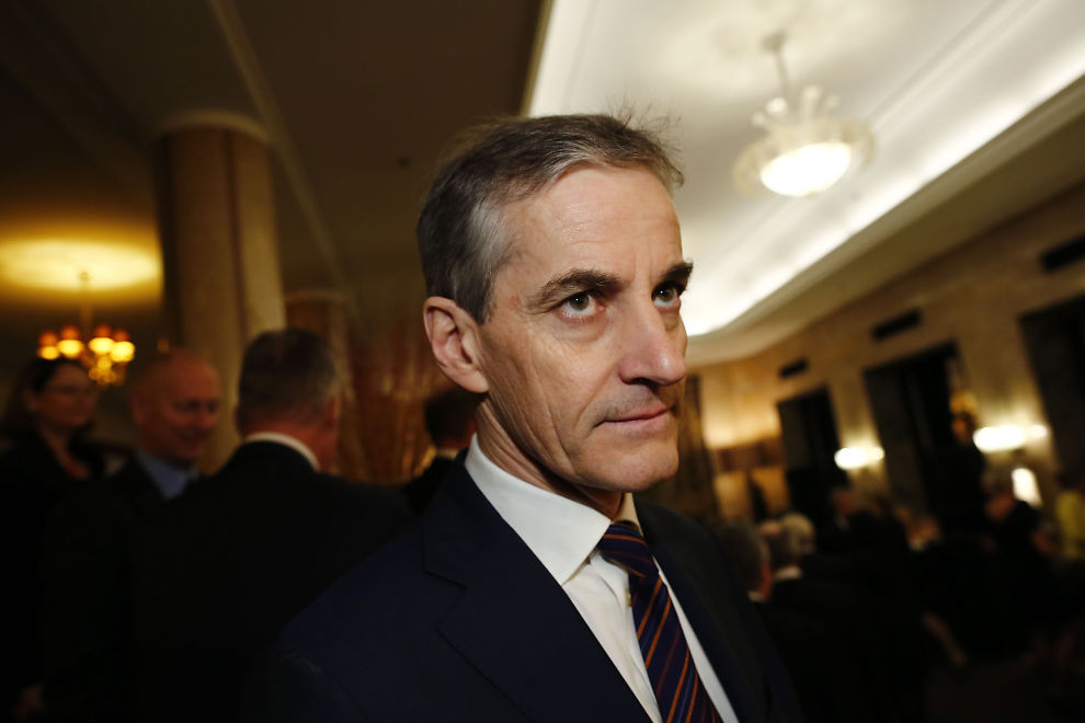 <p><b>KRITISK:</b> Finanspolitisk talsmann i Arbeiderpartiet, Jonas Gahr Støre, er kritisk til den borgerlige enigheten.</p>
