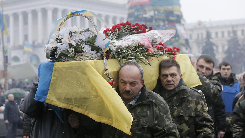 Ukraina konflikten bakgrund