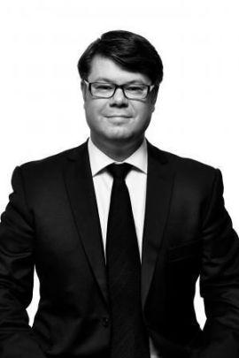 <p><b>ADVOKAT:</b> Morten Grønvigh forsvarer tiltalte Tom Arne Nyborg.</p>