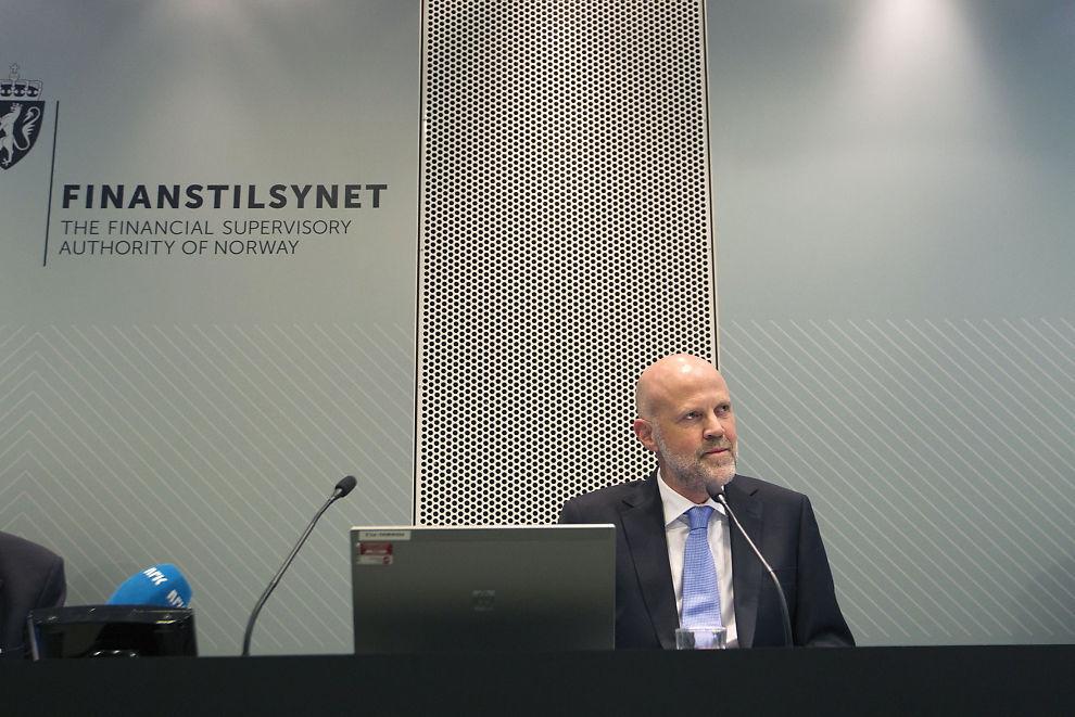 <p>-BETYDELIG BEHOV: Direktør i Finanstilsynet, Morten Baltzersen, sier pensjonsinnretningen må øke kapitalreservene betydelig.<br/></p>