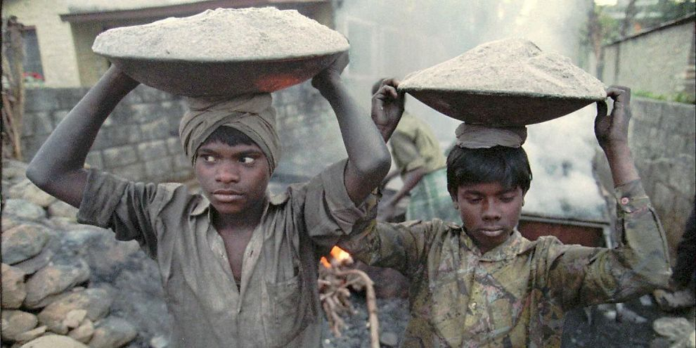 ETISK SPØRSMÅL:Konsern som opererer i utlandet kan fort møte problemstillinger knyttet til barnearbeid og korrupsjon.(Illustrasjon)
