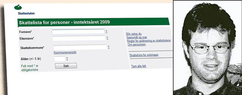 TREFFSIKKER: Einar Aas var ikke langt fra midten av blinken da hans investeringsselskap puttet 200 millioner kroner i indeksfond mot slutten av 2008.