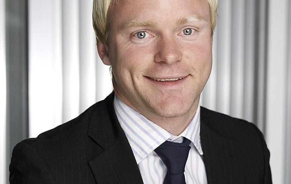 VINNEREN: Leif Holst-Liæker er administrerende direktør i Viking Fottøy. Nå er 31-åringen kåret til årets ledertalent.