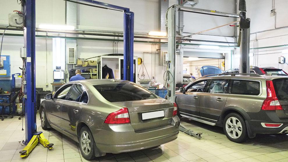 svensk firmabil i danmark