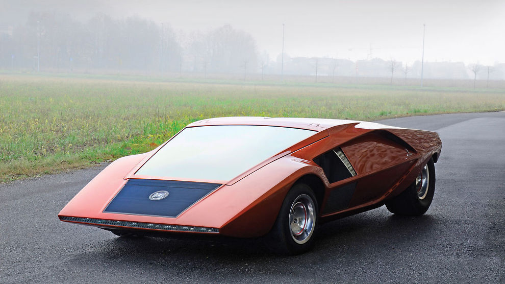 Legendarisk Designhus P 229 Konkursens Rand Bil E24
