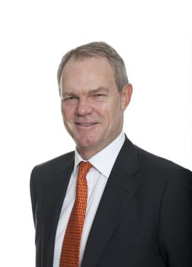 <p>Truls Nergaard, administrerende direktør i Storebrand bank</p>