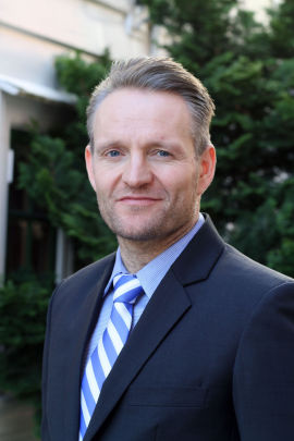 Jan Erik Kjerpseth, administrerende direktør i Sparebanken Vest