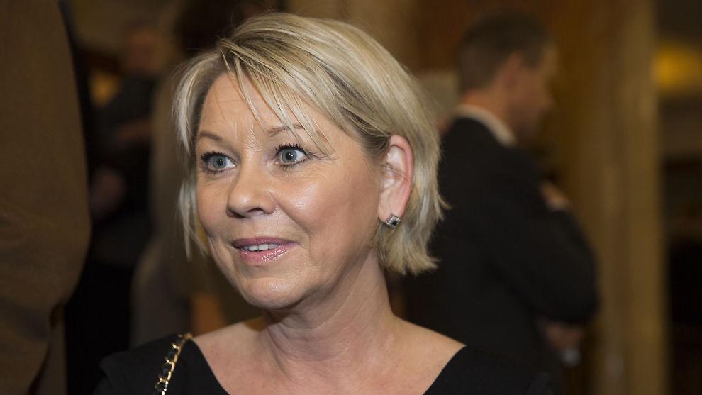 <p><b>BEKYMRET:</b> Nærings- og handelsminister Monica Mæland tror en handelsavtale mellom EU og USA kan få store konsekvenser for Norge.<br/></p>