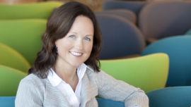 <p><b>POPULÆR:</b> HR-direktør Trine Rønningen i Microsoft Norge<br/></p>