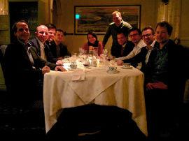 <p><b>NETTVERK:</b> Tidligere ledertalenter møtes årlig i Tromsø. Fra venstre: Niclas Aafos, Håvard Hamansen Wallstad, Andreas Nilsen, Svein-Tore Griff With, Kriss Rokkan Iversen, Tommy Torvanger, Knut Figenschau, Yngve W. Bergheim, Thomas K. Føre og Kim Daniel Arthur.<br/></p>