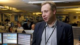 <p><b>POSITIV:</b> Aksjestrateg Kristian Tunaal i DNB Markets.<br/></p>