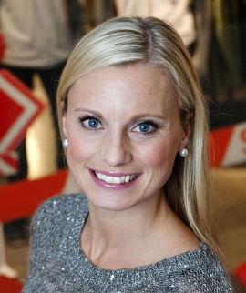 <p>Forbrukerøkonom og programleder i Luksusfellen Silje Sandmæl.</p>
