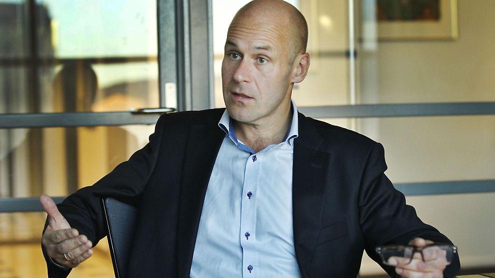 <p><b>NY JOBB:</b> Tidligere politidirektør Øystein Mæland fra 2012, da han sa opp som politidirektør.<br/></p>
