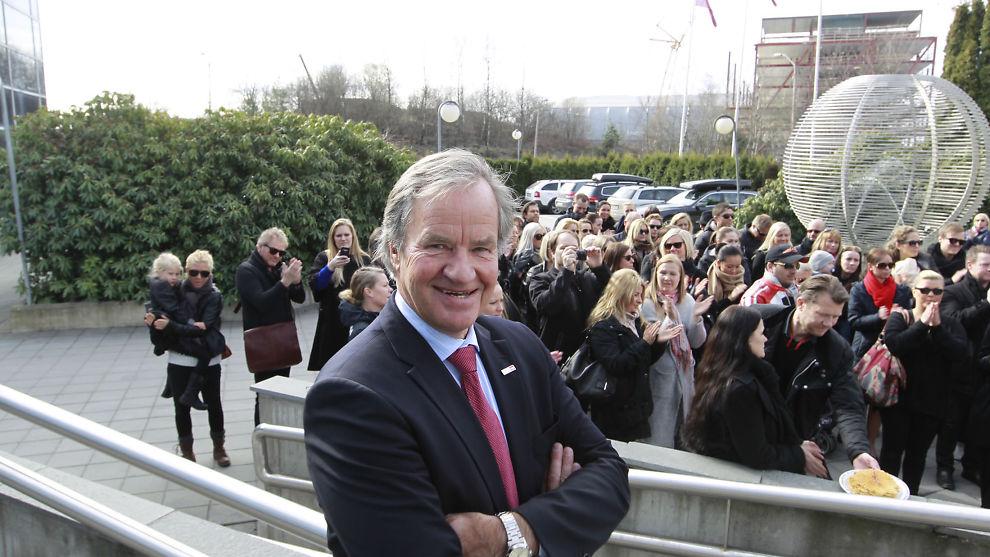 <p><b>ARROGANT:</b> Nestleder i Lederne, Tor Hæhre, mener Bjørn Kjos og Norwegian-ledelsen fremstår som arrogante overfor de ansatte.<br/></p>