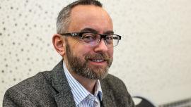 <p><b>NORSK PÅDRIVER:</b> Morten P. Røvik startet firmaet Produktivnorge for å lære folk om GTD i Norge.</p>