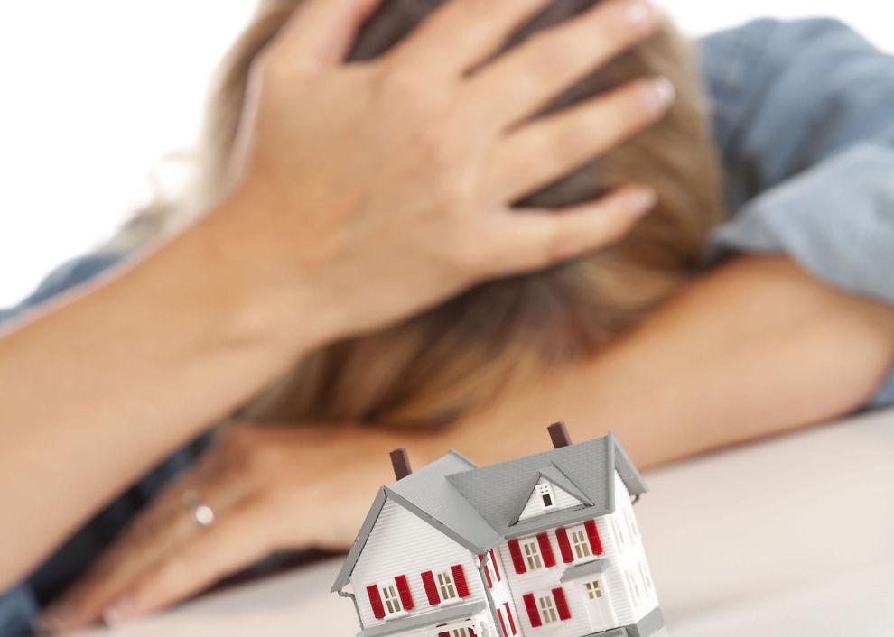 Feil på bolig etter kjøp