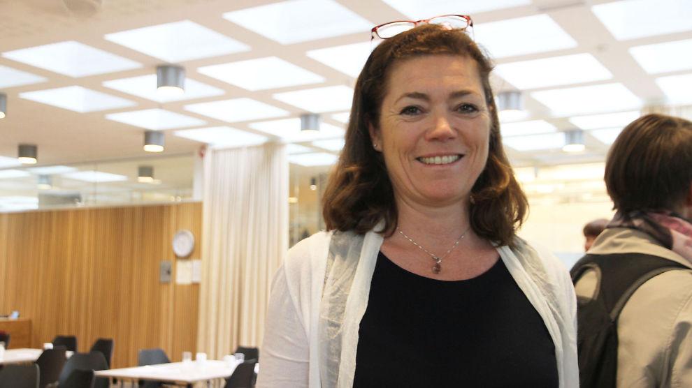 <p><b>Viktig erfaring:</b> Kristin Skogen Lund, administrerende direktør i NHO, mener den personlige utviklingen er noe av det viktigste når du velger å studere utenlands.<br/></p>