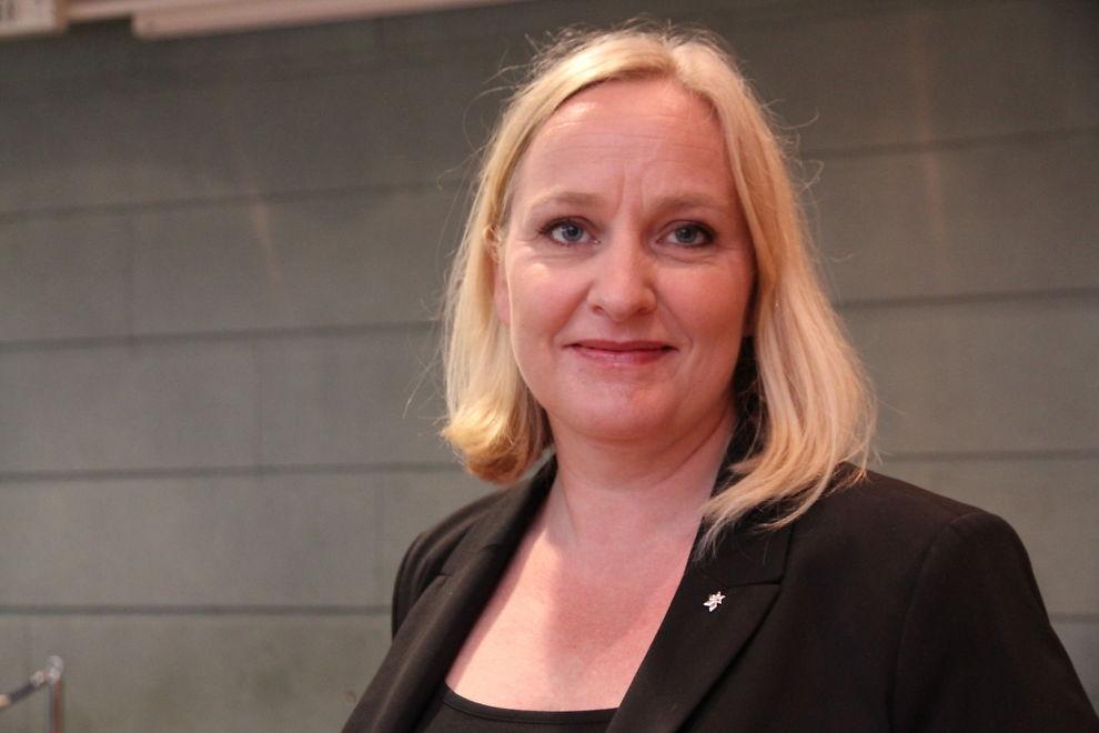 <p><b>Strenge krav:</b> Statoil rekrutteringssjef Tone Rognstad forteller hva de ser etter hos nyutdannede jobbkandidater.<br/></p>