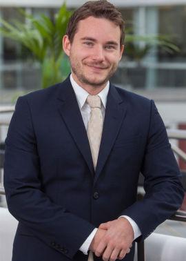 <p>Johannes Stenwig, assisterende informasjonssjef i Nordea.<br/></p>